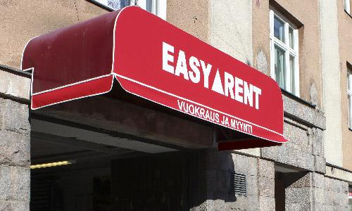 Easyrent tarjoaa ajoneuvon kaikkiin vuokraustarpeisiin