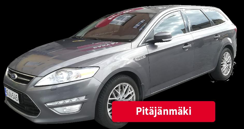 Auton vuokraus Pitäjänmäki