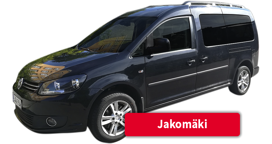 Autovuokraamo Jakomäki