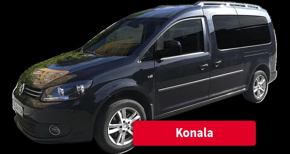 Autovuokraamo Konala