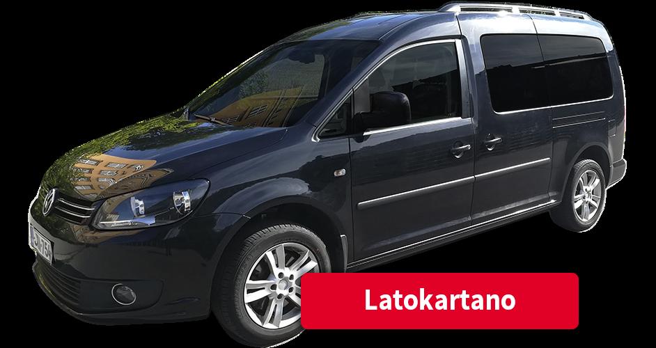 Autovuokraamo Latokartano