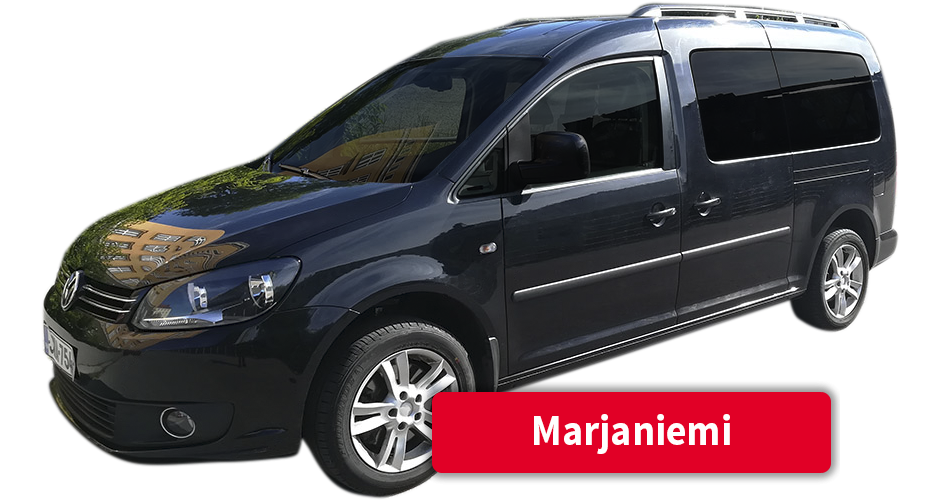 Autovuokraamo Marjaniemi