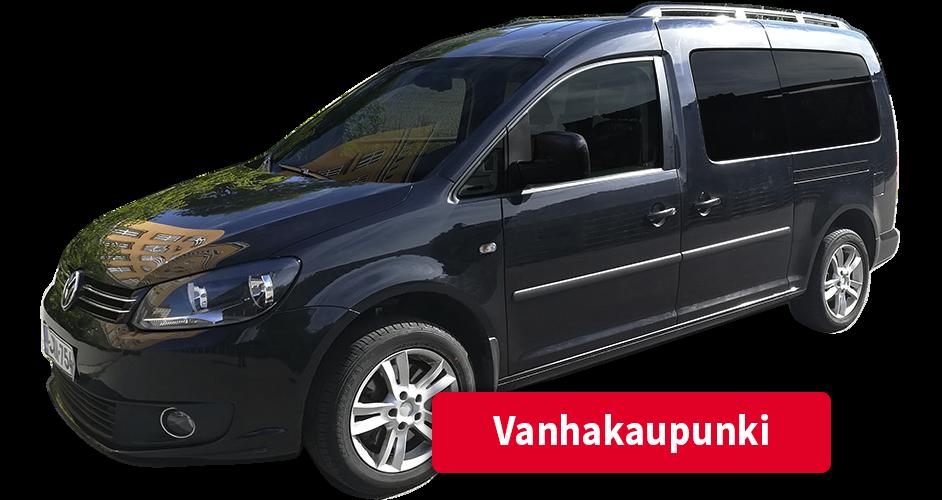 Autovuokraamo Vanhakaupunki