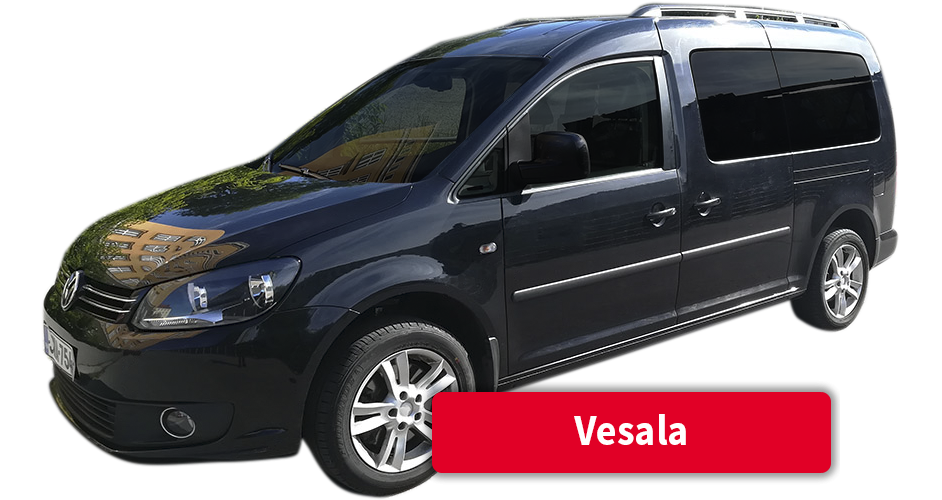 Autovuokraamo Vesala
