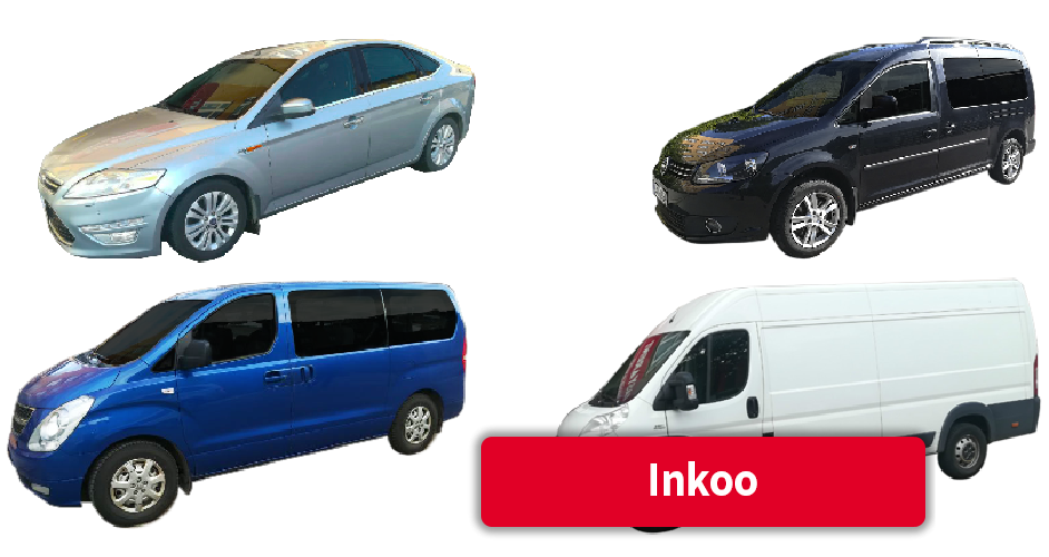 Vuokra-autot Inkoo