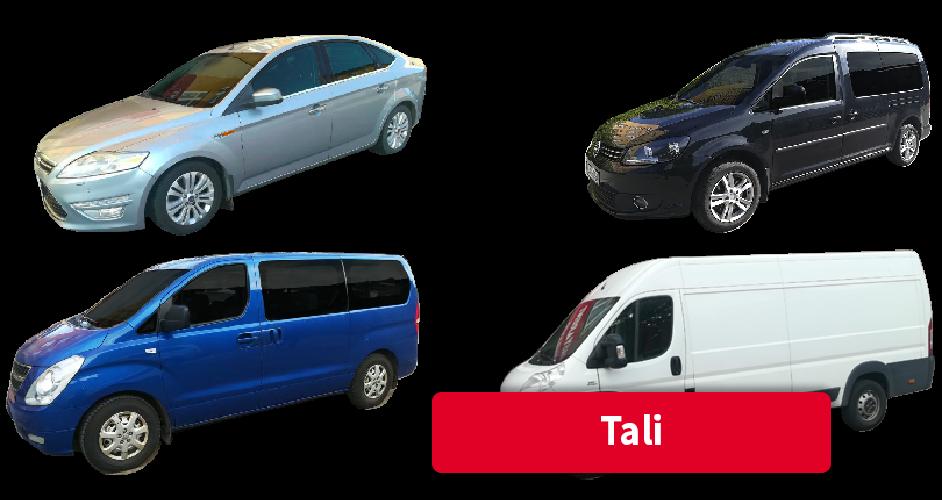 Vuokra-autot Tali