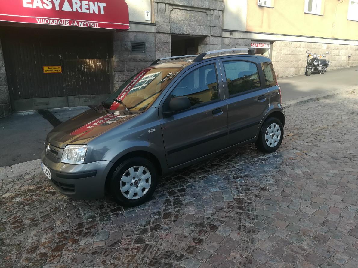 Easyrent pienet henkilöautot Fiat