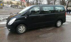 Minibussit - Easyrentin vuokrauskalustoa